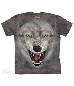 The Mountain Terror Wolf T-shirt