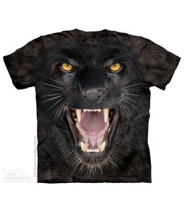 The Mountain Aggressive Panther T-shirt