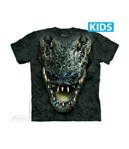 The Mountain Gator Head Kids T-shirt
