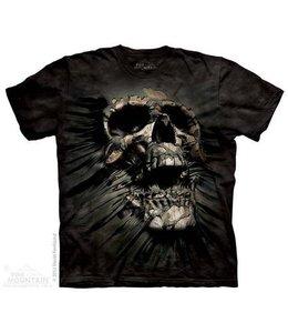 The Mountain Breakthrough Skull T-shirt