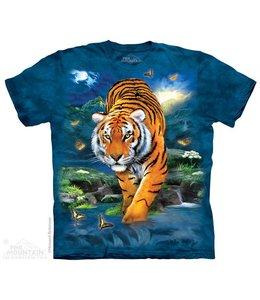 The Mountain 3D Tiger T-Shirt