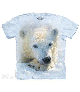 The Mountain Polar Bear Cub T-Shirt