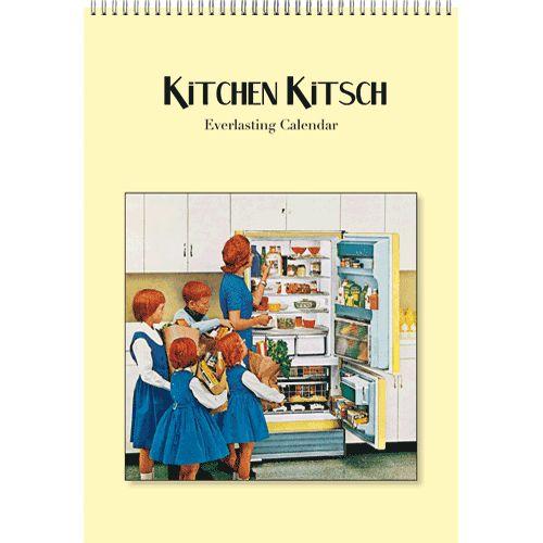 Kitchen Kitsch Verjaardagskalender