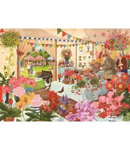 The House of Puzzles Flower Show Puzzel