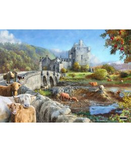 The House of Puzzles Highland Morning Puzzel