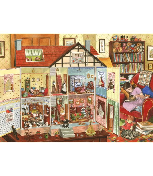 The House of Puzzles Ideal Home Puzzel 1000 stukjes