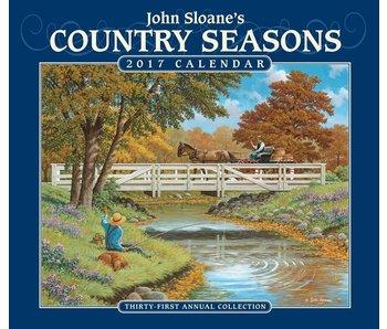 Country Seasons Kalender 2017