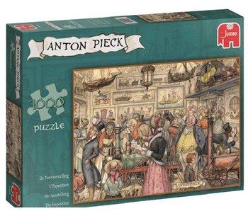 Puzzel Anton Pieck Tentoonstelling 1000 Stukjes