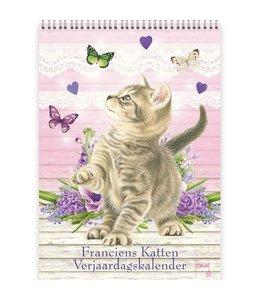 Comello Franciens Katten Verjaardagskalender Kittens