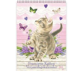 Franciens Katten Verjaardagskalender Kittens