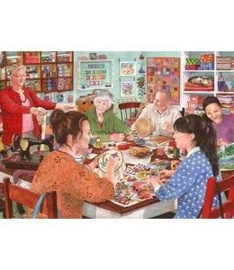 The House of Puzzles Crafty Corner Puzzel 1000 Stukjes