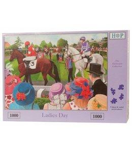 The House of Puzzles Ladies Day Puzzel 1000 Stukjes