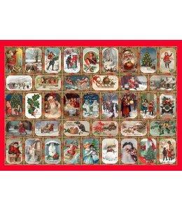 The House of Puzzles Season's Greetings Puzzel 1000 Stukjes