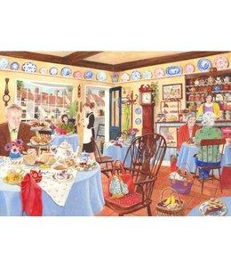 The House of Puzzles Afternoon Tea Puzzel 1000 Stukjes