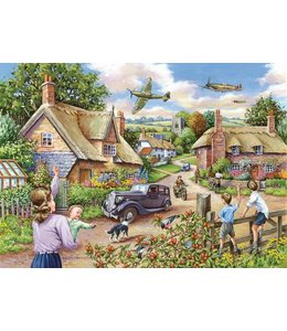 The House of Puzzles We'll Meet Again Puzzel 1000 Stukjes