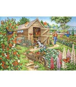 The House of Puzzles Cabbage Patch Puzzel 1000 Stukjes