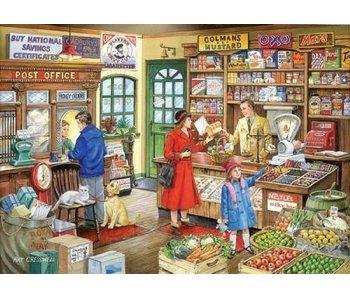 Corner Shop Puzzel 1000 Stukjes
