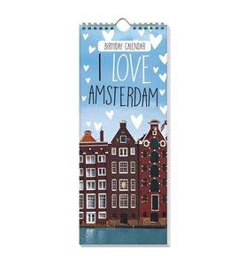 Inter-Stat Amsterdam Verjaardagskalender
