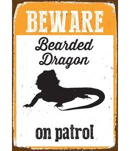 Magnet & Steel Baardagaam Waakbord - Beware on Patrol