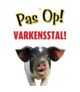 Otterhouse Varken Waakbord - Pas op Varkensstal