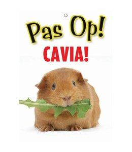 Otterhouse Cavia Waakbord - Pas Op