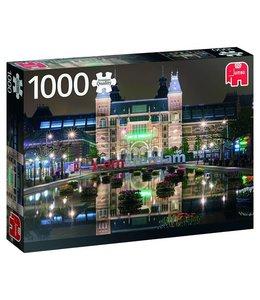 Jumbo Rijksmuseum by Night Puzzel 1000 Stukjes