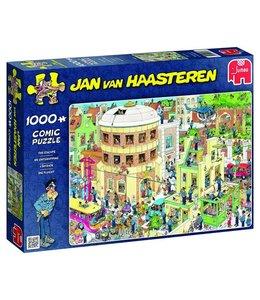 Jumbo Jan van Haasteren - De Ontsnapping - 1000 Stukjes