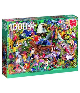 Jumbo Animal Kingdom Puzzel 1000 Stukjes
