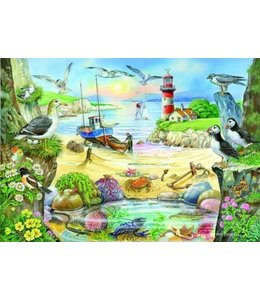 The House of Puzzles Smugglers Cove Puzzel 1000 Stukjes