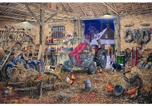The House of Puzzles Work in Progress Puzzel 1000 Stukjes