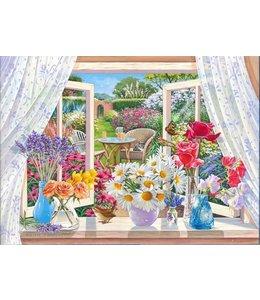 The House of Puzzles Summer Breeze Puzzel 250 Stukjes XL