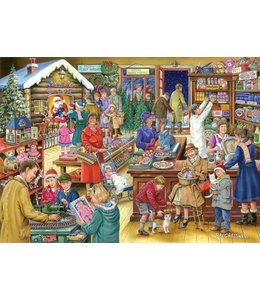 The House of Puzzles No.9 - Christmas Treats Puzzel 500 Stukjes