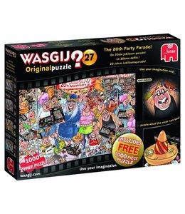 Jumbo Wasgij Original 27: De 20ste jubileum parade! 2x1000 stukjes