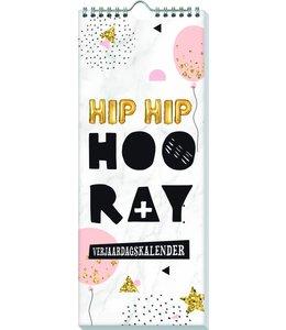 Inter-Stat Hip Hip Hooray verjaardagskalender