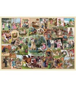 The House of Puzzles Playtime Pursuits Puzzel 250 XL stukjes