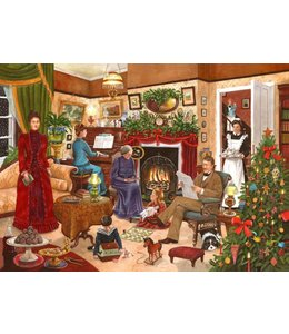 The House of Puzzles No.12 Christmas Past Puzzel 500 stukjes