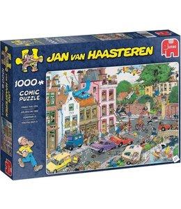 Jumbo Jan van Haasteren - Vrijdag de 13e 1000 Stukjes