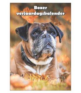 Qwebwinkel.nl Boxer Verjaardagskalender