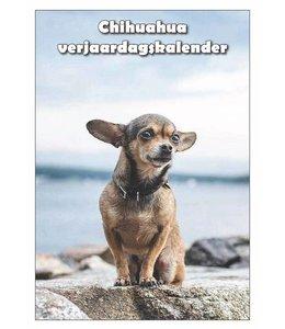 Qwebwinkel.nl Chihuahua Verjaardagskalender