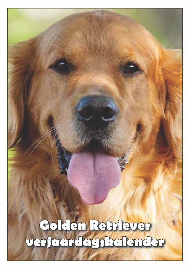 Golden Retriever Verjaardagskalender