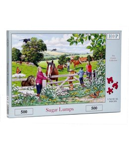 The House of Puzzles Sugar Lumps Puzzel 500 stukjes
