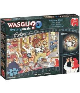 Jumbo Wasgij Retro Mystery 2: Stop de Klok! Puzzel 1000 Stukjes