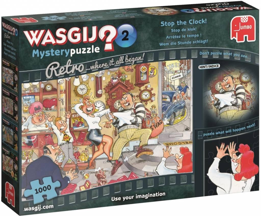 Wasgij Retro Mystery 2 The proposal 1000 pcs 1000stuk(s)