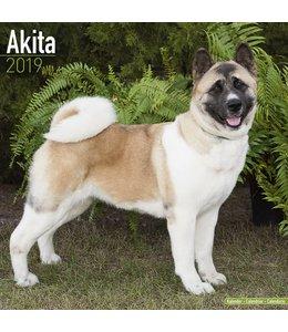 Avonside Akita Kalender 2019