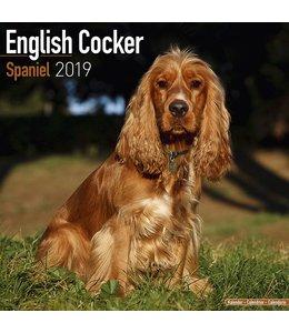 Avonside Engelse Cocker Spaniel Kalender 2019