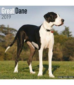 Avonside Duitse Dog Kalender 2019 (euro)