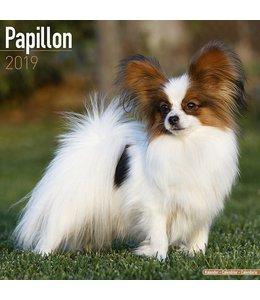 Avonside Papillon Kalender 2019