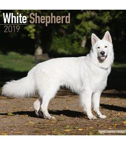 Avonside Witte Herder Kalender 2019