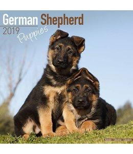 Avonside Duitse Herder Kalender Puppies 2019