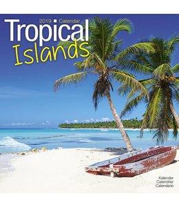 Avonside Tropical Islands Kalender 2019